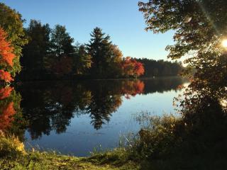 Sunrise at Harbor Pond