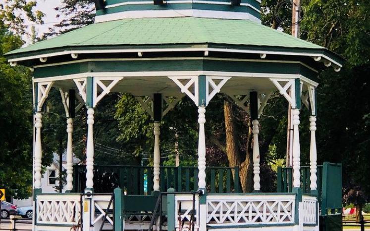 Townsend Bandstand